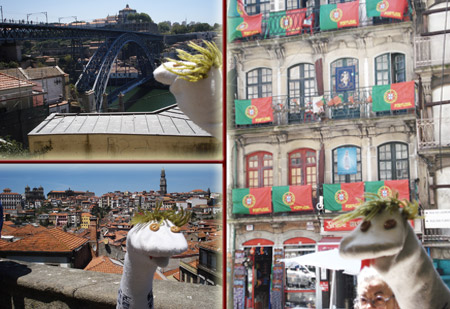 Oporto - calles
