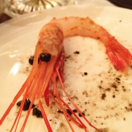 sashimi-gambas
