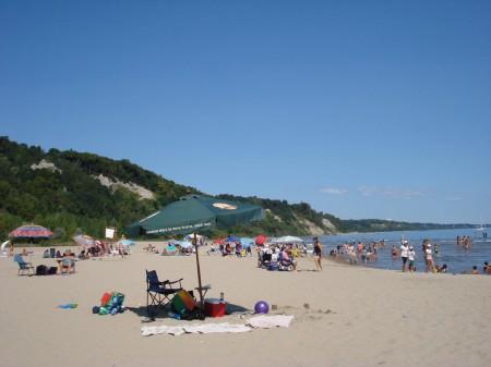 La playa XXXX. Bien podía ser Galicia.