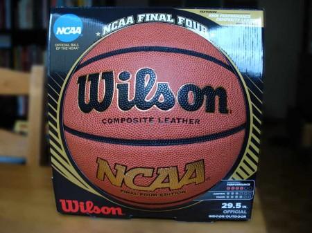 balón baloncesto wilson ncaa