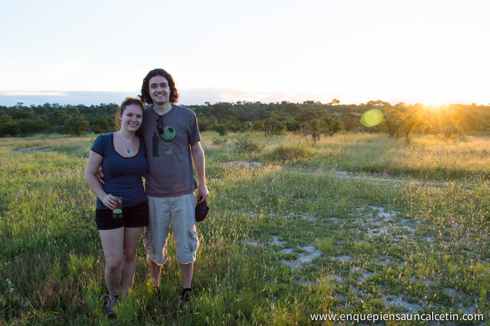 sundowners africa on foot