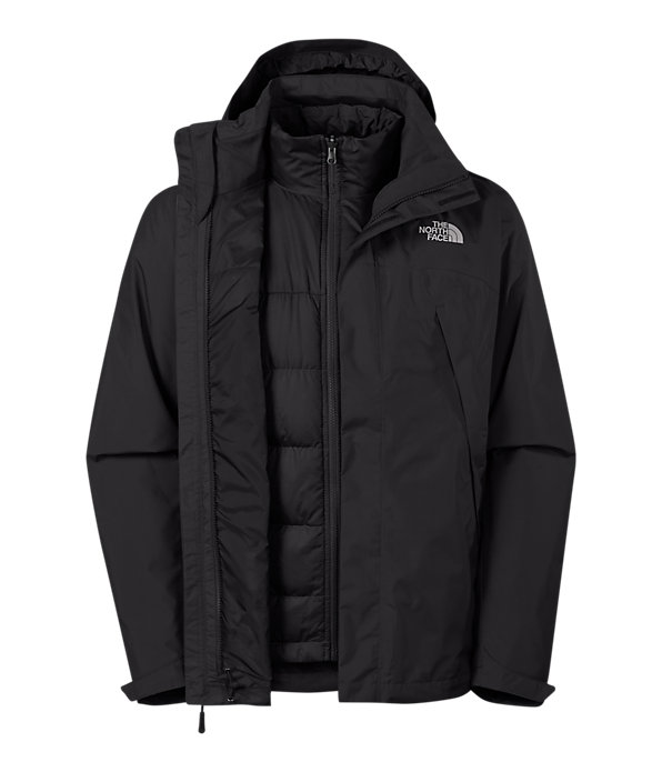 north face tres piezas