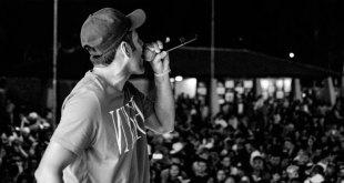 Fotografia do rapper MH, de Tianguá
