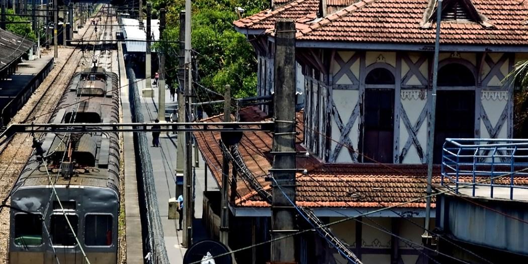Estação de trem de Japeri. Foto: Isabela Kassow/Diadorim Ideias