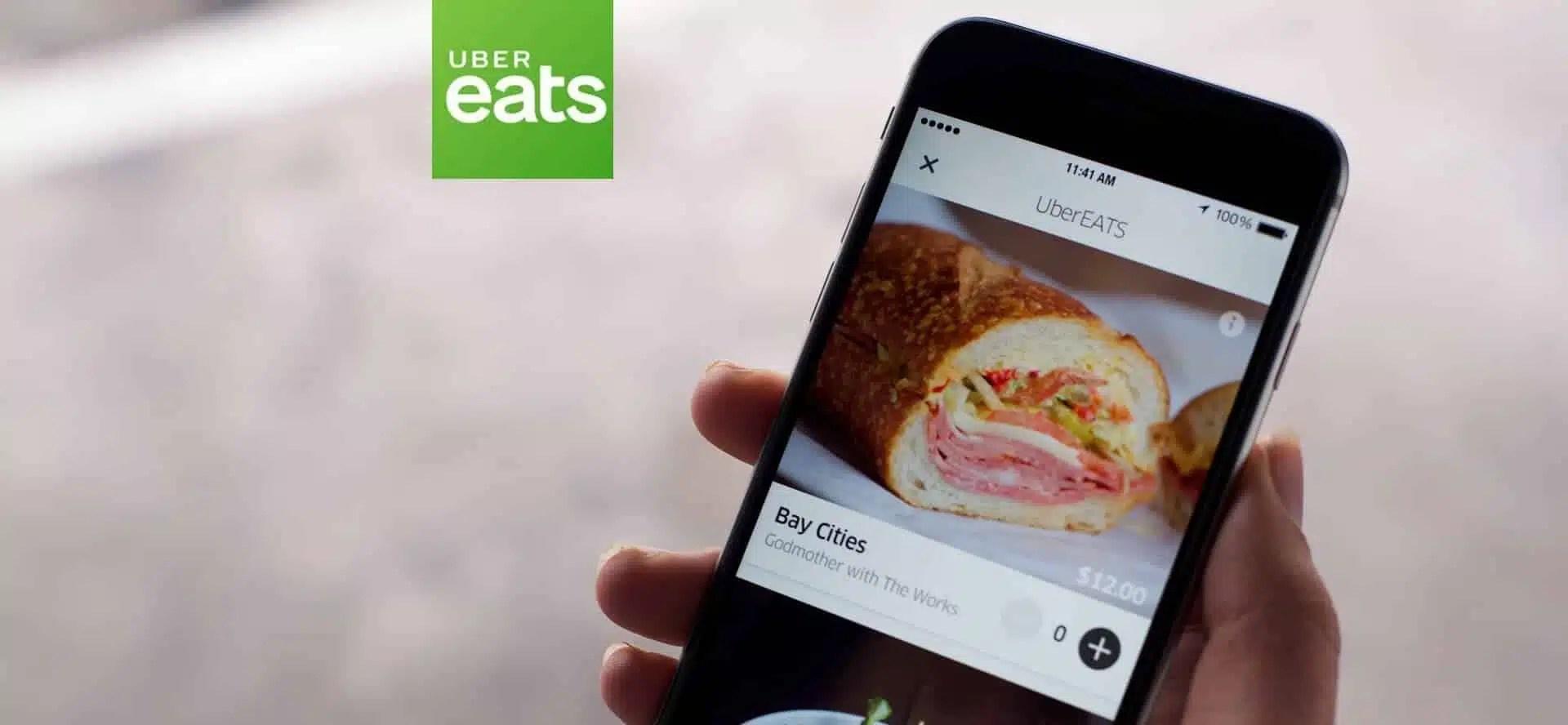 Uber Eats Ecuador