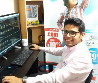 Christian Palacios - Programador