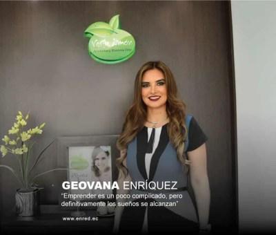 Geovana Enríquez - Verde Limón