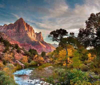 Parque Nacional EEUU ZION