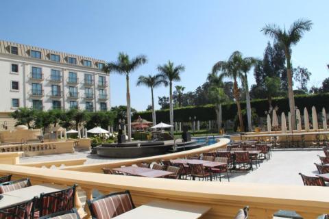 Hotel concorde el salamEgipto. Foto martínez enredando.info