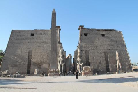 luxor. Egipto. foto martinez enredando