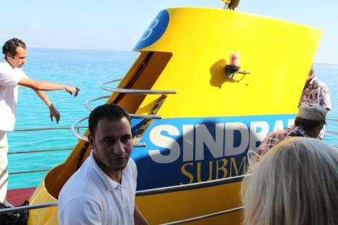 Sinbad Hurghada Egipto foto martínez enredando.info