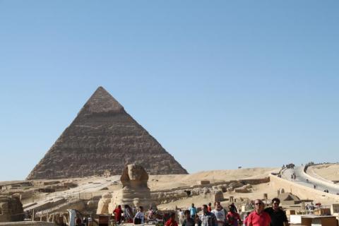 El Cairo Egipto. foto martinez enredando