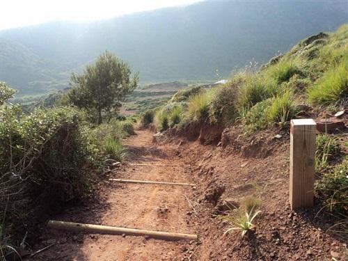 Camino Natural del Ferrocarril Minero de Villablino
