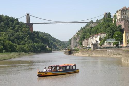 Bristol Ferryboat Company Avon Gorge Trips