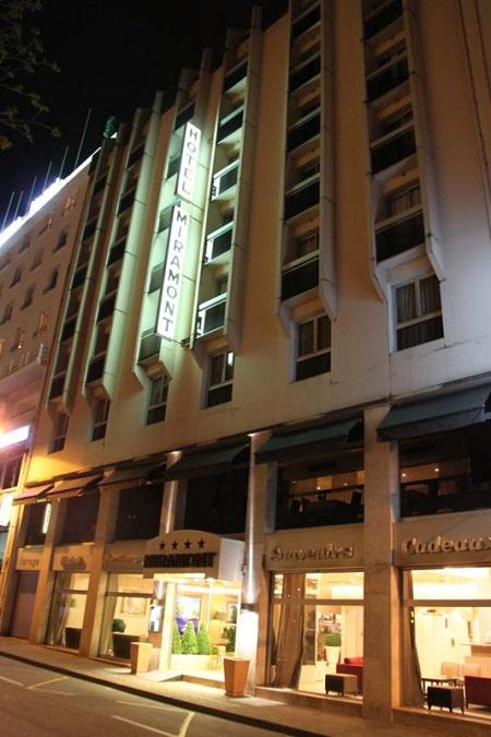 hotel miramont LOURDES