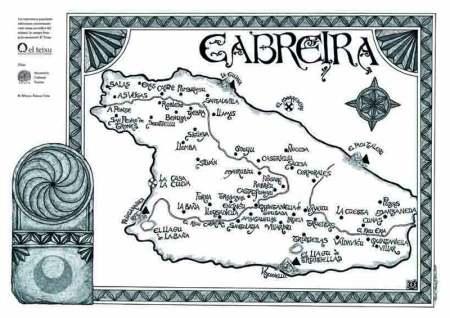 mapa cabreria