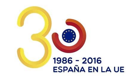 LOGO UE 30 AÑOS