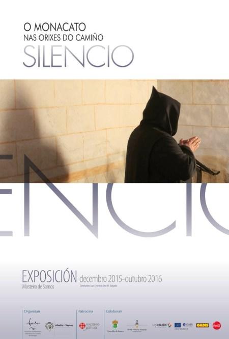 Silencio. El monacato en los orígenes del Camino