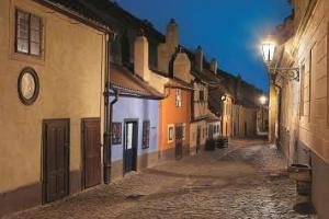 Callejón del Oro del Castillo de Praga
