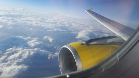 vueling aviones