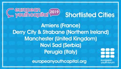 Capital Europea de la Juventud 2019