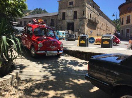 coches clásicos villafranca