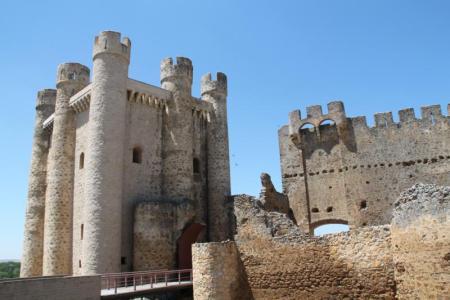 castillo de valencia de don juan