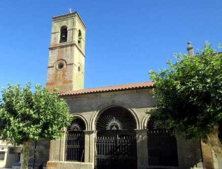 La iglesia parroquial de Bermillo de Sayago (Zamora)