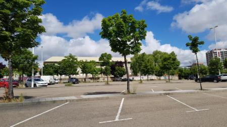 parking de la palomera