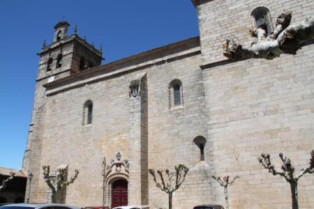 Santa María la Mayor ledesma