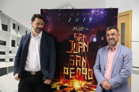Presentación Fiestas San Juan 2019