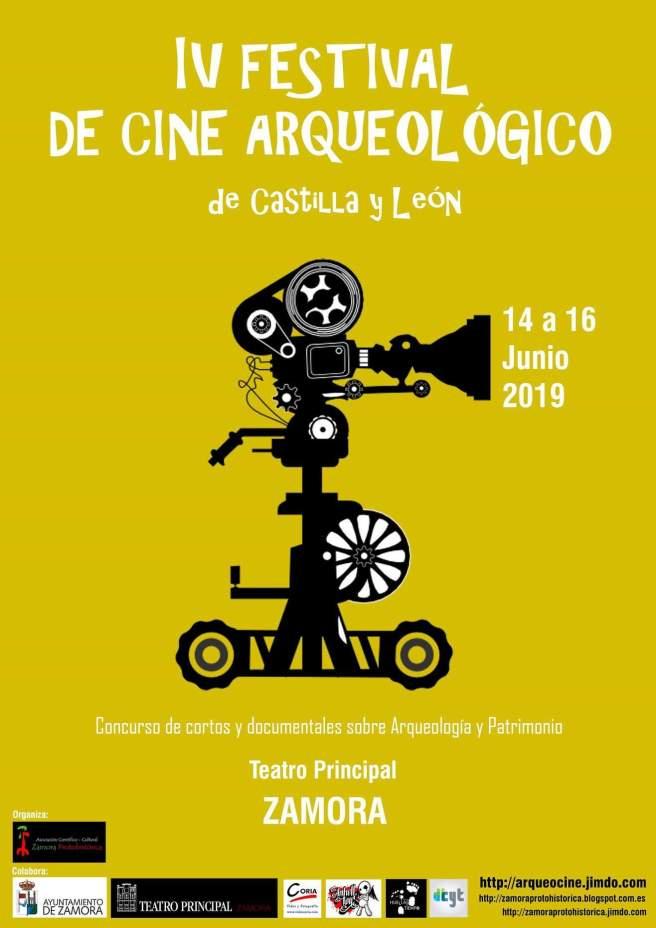 IV Festival de Cine Arqueológico de Castilla y León