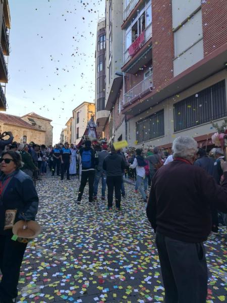romería de la hiniesta 2019