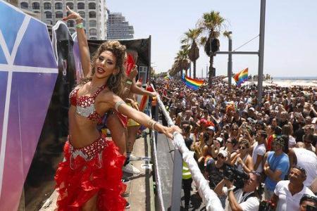 Orgullo Gay Tel Aviv