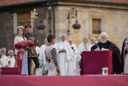 coronación Alfonso V
