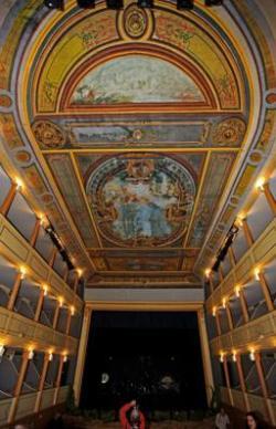 21 Ruta Monumentalia. Teatro Latorre