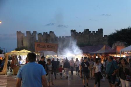 mercado medieval valencia de don juan