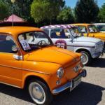 tercera Concentración de vehículos clásicos