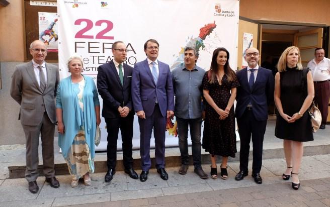 XXII Feria de Teatro de Castilla y León