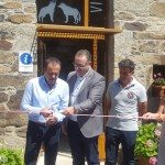 inaugurada oficina de turismo Villardeciervos