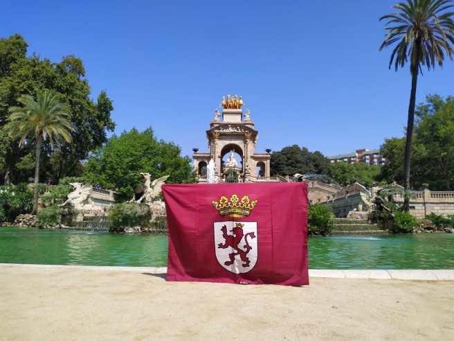 46. Parque de la Ciudadela. Barcelona.