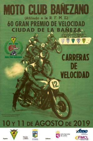 gran premio de motociclismo la bañeza 2019