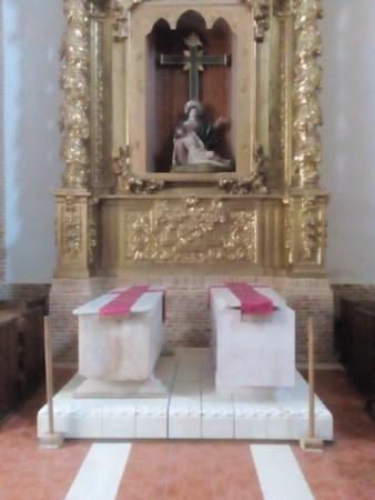 Tumba Alfonso VI Sahagún