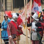 imperiales y comuneros, semana renacentista medina del campo
