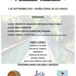 Cartel Valinesa 2019