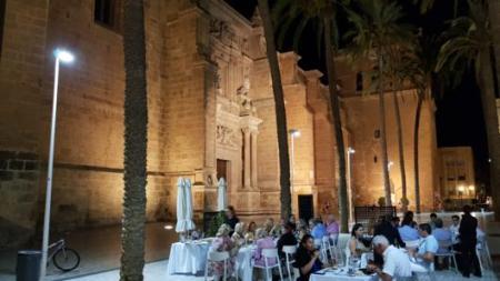 almería Capital española de la gastronomía 2019