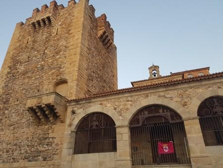 21. Torre de la Bujaca, Cáceres. Paula Cortina
