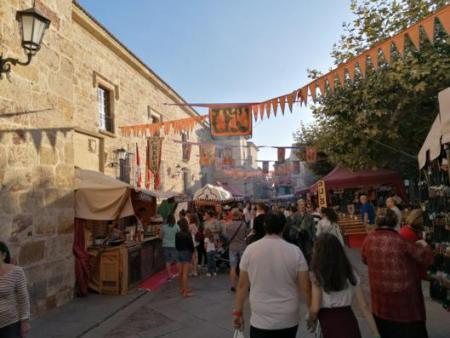 mercado medieval de zamora 2019