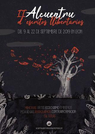II Alcuentru d'escritos llibertarios en León