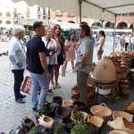 Feria de cerámica y alfarería Ciudad de Benavente